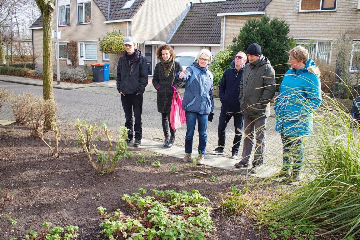 Workshop klimaatvriendelijke tuin